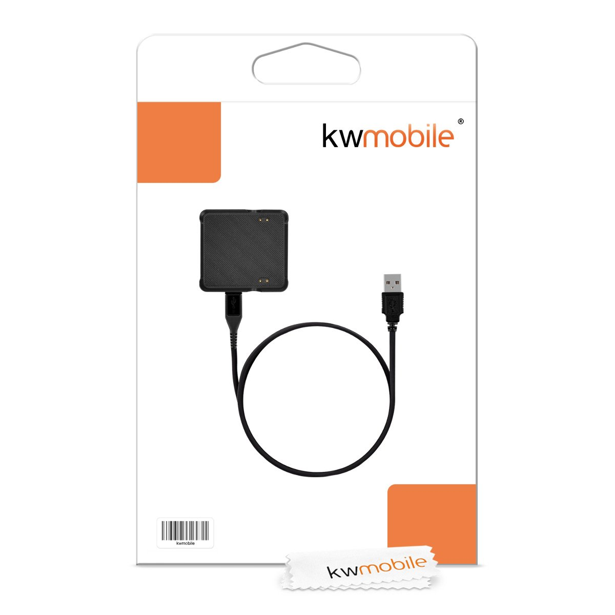 kwmobile Garmin Vivoactive USB Ladekabel - Kabel: Amazon.de: Elektronik