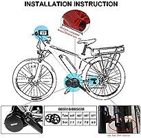 Bafang BBS02B Mid Drive 500W 36V Bicicleta Eléctrica Kit de Conversión Kit de Motor de Bicicleta Motor Eléctrico para Bicicleta: Amazon.es: Deportes y aire libre
