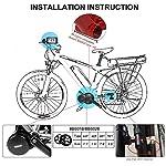 Bafang-Bicicletta-elettrica-Ebike-Mid-Engine-BBS02B-36V-500W-Kit-di-conversione-8fun-Display-Kit-Senza-Batteria