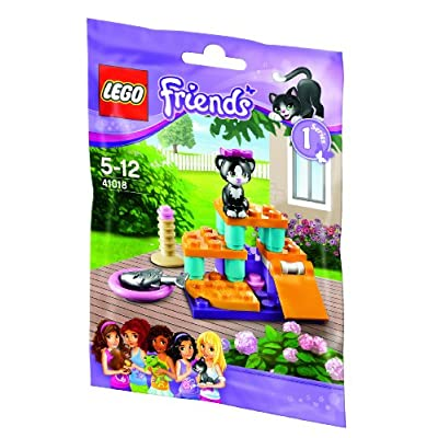 LEGO Friends Cat's Playground: Toys & Games