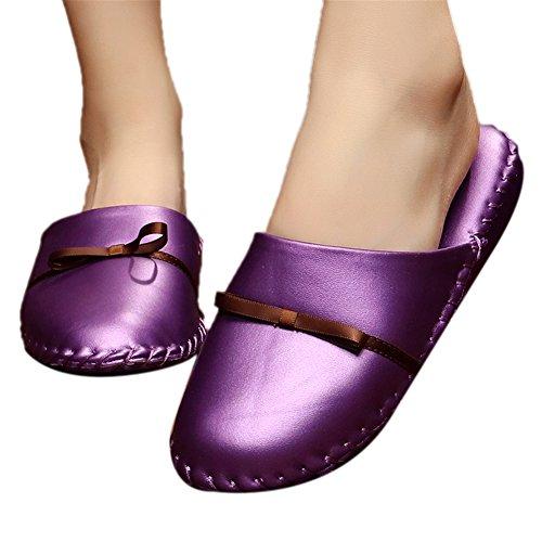 Chaussons pour Femme Women TELLW Purple PxUHx