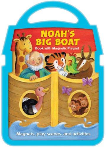 Noah's Big Boat Magnetic Book and Playset ebook