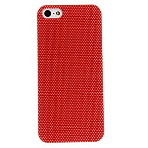 QYF iPhone 5/iPhone 5S compatible Solid Color/Mixed Color/Novelty Back Cover