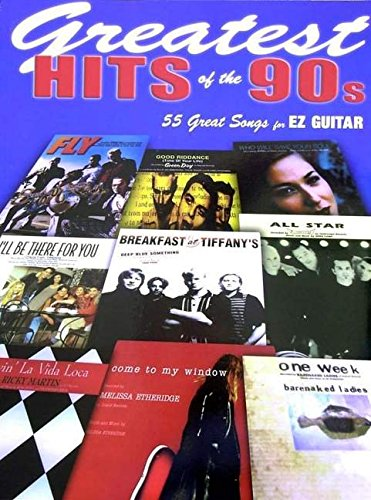 Greatest Hits of the '90s: EZ (Easy) Guitar PDF