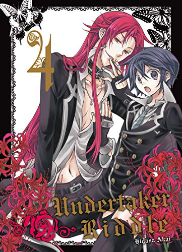 Undertaker Riddle, Tome 4 :