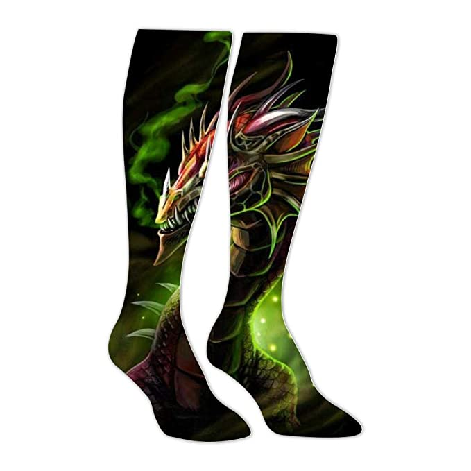 Amazon.com: Dragon largo de Sport Athletic calcetines ...
