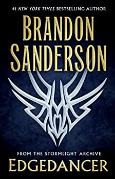 Edgedancer by Brandon Sanderson
