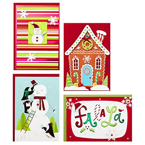 Hallmark Boxed Handmade Christmas Card Assortment (24 Cards and Envelopes) Photo #4