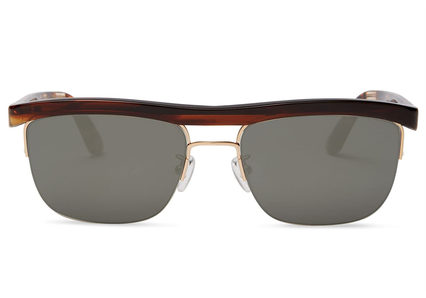 464a6a358639 Amazon.com  TOMS Sunglasses LOCKE (Amber Ale   Copper Mirror