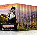 Sweethearts of Montana: Mail Order Bride Western Romance 7 Book Box Set