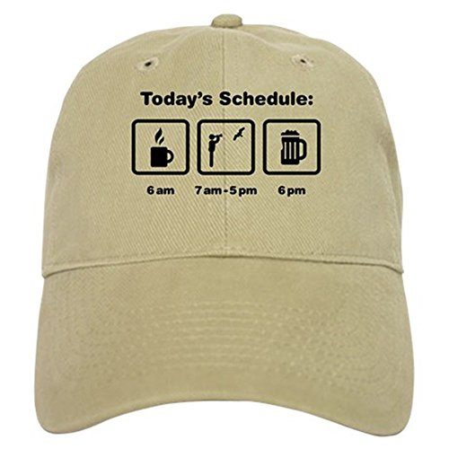 CafePress - Bird Watching Cap - Baseball Cap with Adjustable Closure, Unique Printed Baseball Hat