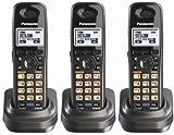 Panasonic KX-TGA939T 3 Pack Cordless Handset Kit