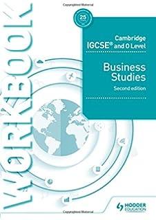cambridge igcse business studies workbook karen borrington peter