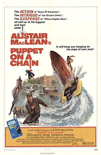 Puppet on a Chain 1971 Authentic 27