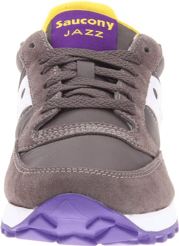 Saucony Sneaker Jazz Donna purple Charcoal Original yellow Z6Zq1frW