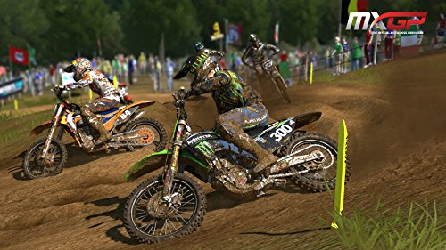 MXGP 14: The Official Motocross Videogame by Bandai (Image #17)