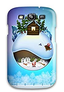 Galaxy S3 Case Cover Christmas In December Case - Eco-friendly Packaging