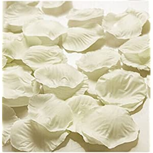 1000PCS Silk Rose Petal Flower Confetti Engagement Celebration Wedding Decoration 2