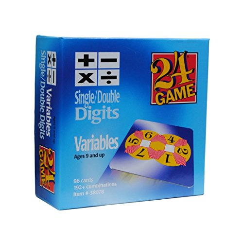 Suntex International 24 Game - Algebra Game