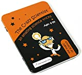 The Crazy Scientist Science Tricks Card Set - The Magic of Science