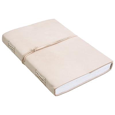 Gusti Cuir Nature Kira Bloc Note Journal Intime Livre De