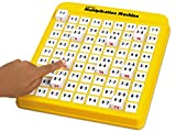 Children just press the equation buttons on our hands-on multiplication practice machine...and up pop the answers for instant reinforcement! This simple hands-on approach to learning how to multiply helps reinforce essential skills through self-direc...