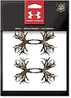 6b3457a6f Amazon.com: Under Armour UA Big Logo Decal - 12 Inch One Size Fits ...