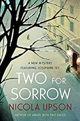 Two for Sorrow: A New Mystery Featuring Josephine Tey (Josephine Tey Mysteries)