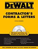 img - for DEWALT Contractor's Forms & Letters (DEWALT Series) book / textbook / text book