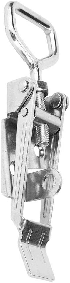 Over Centre Latches-Stainless Steel Over Centre Latches Fasteners Adjustable Triangular Clamp Toggle Latches