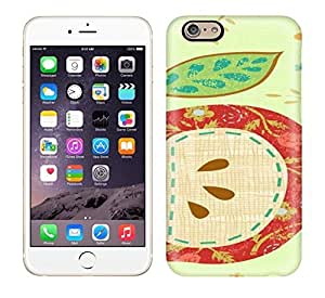 Best Power(Tm) HD Colorful Painted Watercolor There Is Nuclear Apple Hard Phone Case For Iphone 6
