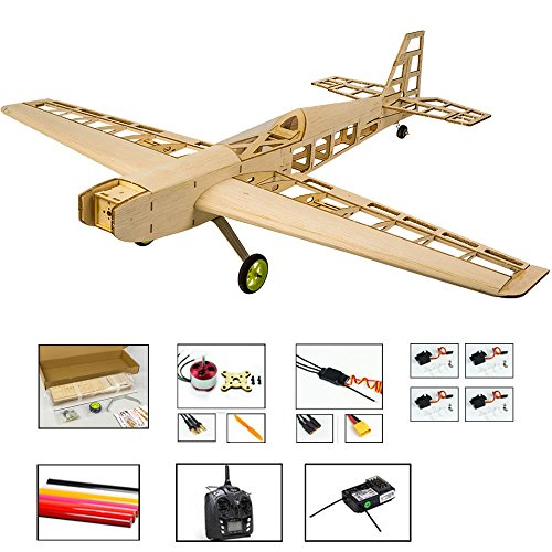 Electric RC Airplane Trainer T10 Flying Model Aircraft,