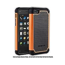AERO ARMOR Protective Case for Amazon Fire Phone – Orange