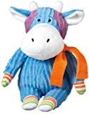 Monkeez ''Hazel'' Mini Blue Cow Plush