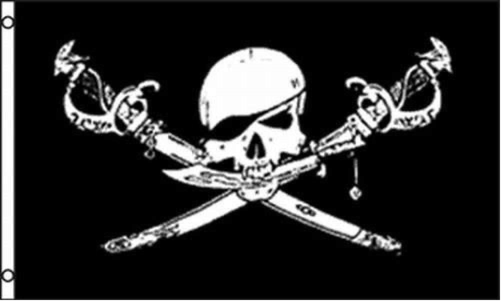 Brethren Of The Coast Pirate Flag 3/' X 5/' Indoor Outdoor Banner