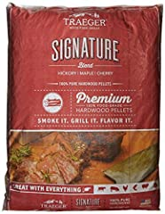 Hickory, maple, & Cherry hardwood flavors combine for a blend that can take on just about anything you cook. From classic BBQ meats, to fish & veggies, this versatile blend gives you Full-Bodied flavor you'll go back to time & tim...