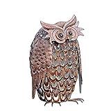Smart Solar Silhouette Giant Owl by Smart Solar