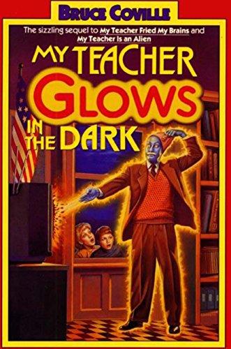 Teacher Glows Dark Alien Book ebook product image