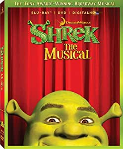 Shrek the Musical [Blu-ray] (Sous-titres français) [Import]