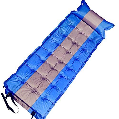 MINGLITAI Single Self Inflating Sleeping Camping Pad Mattress Roll Pad Bed...