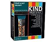 KIND Bars, Fruit & Nut, Gluten Free, Low Sugar, 1.4oz, 12 Count