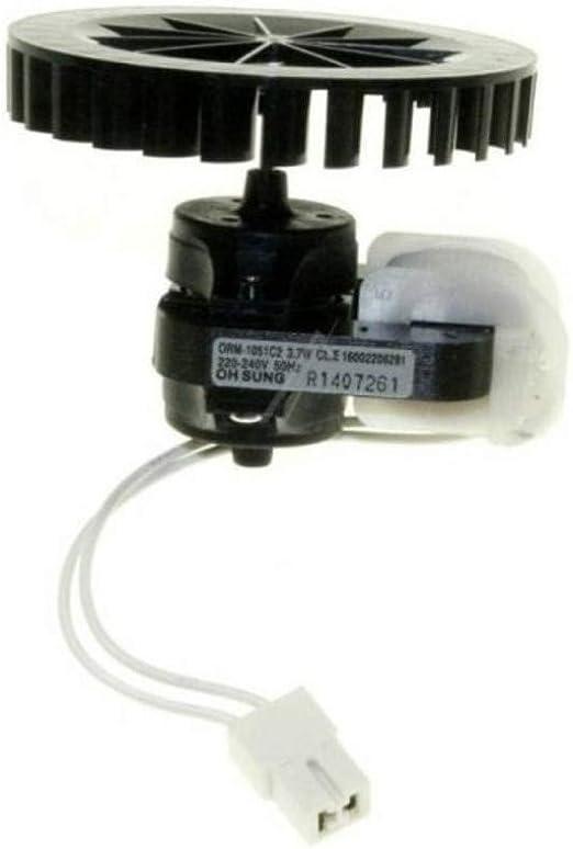 Motor ventilador No Frost frigorífico Ariston Pure Air Hotpoint 3 ...