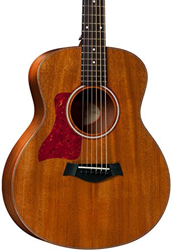 Taylor GS Mini Mahogany-L GS Mini Acoustic Guitar , Sapele, Mahogany Top, (Mahogany Top)