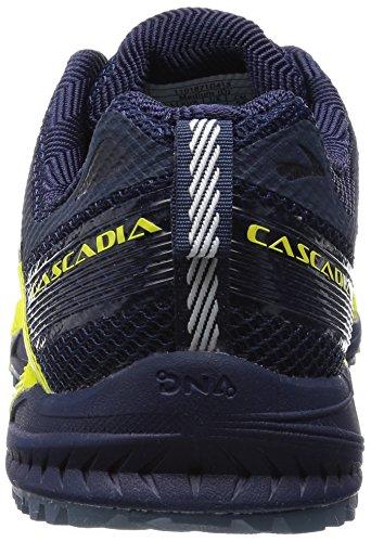 Brooks Cascadia 10 - Zapatillas de running Hombre Azul