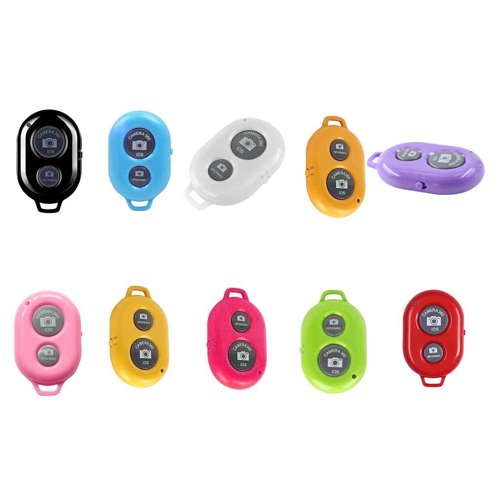Sunlera Bluetooth T/él/éphone Retardateur Bouton Selfie b/âton d/éclencheur t/él/éphone Intelligent T/él/écommande sans Fil