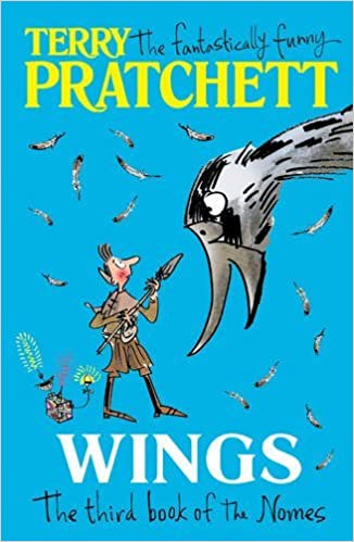 Livre format téléchargeable gratuitement en pdf Wings: The Third Book of the Nomes by Terry Pratchett (May 24,2016) in French PDF iBook PDB B01B99JG5A
