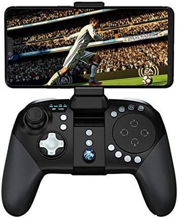 DZSF Bluetooth 5.0 Gamepad Pubg Controlador móvil Trackpad inalámbrico Touchpad con Soporte Joystick para Android