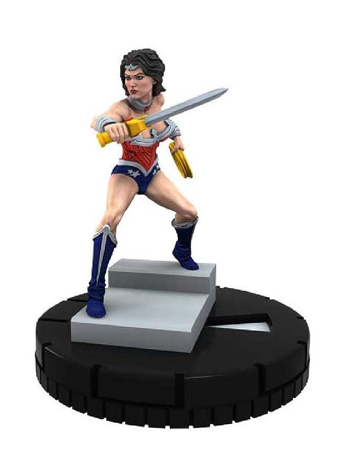 WONDER WOMAN D-022 Justice League Wizkids DC Heroclix OP