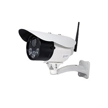 720P cámara IP inalámbrica Bulit en la alarma de altavoces de micrófono 1 millón de píxeles