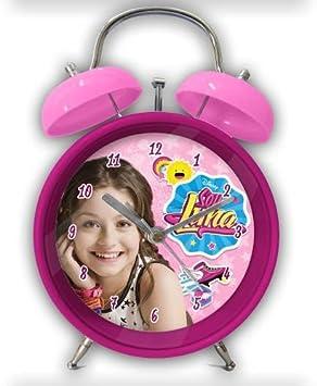 Soy Luna Reloj Despertador (Suncity SLA302268): Amazon.es: Juguetes y juegos